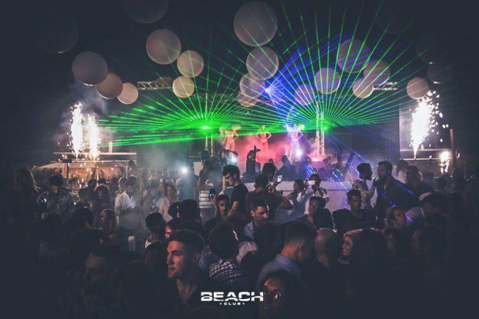 discoteche versilia capodanno beach