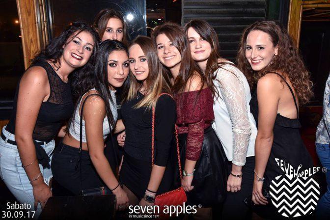 le ragazze del sabato seven applese