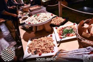 aperitivo prezzi Seven