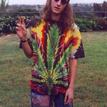 ragazzo hippie