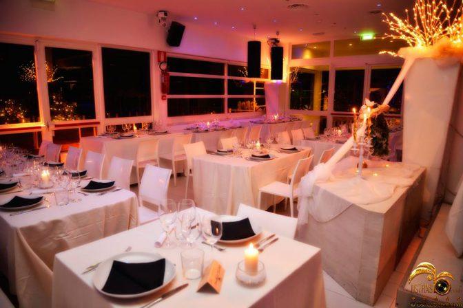 ristorante foto capodanno ostras beach club