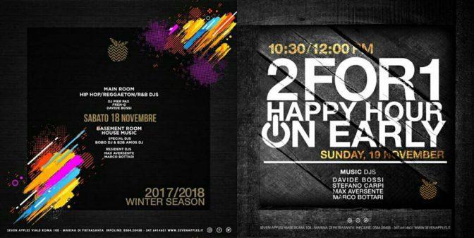 sabato domenica discoteca seven