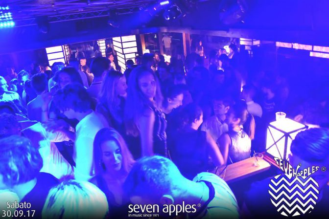 sabato sera seven apples