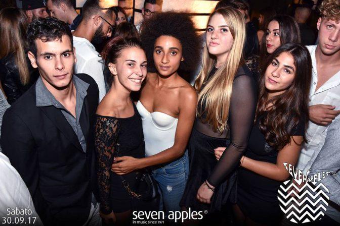 serate cool in versilia sabato discoteca seven