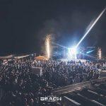 serate top capodanno beach club