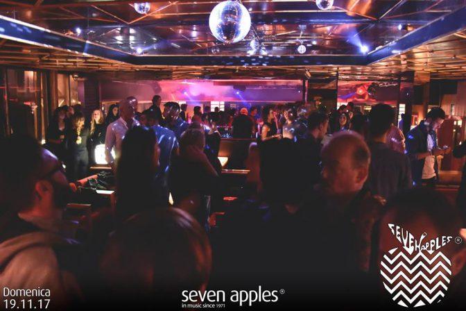 seven apple