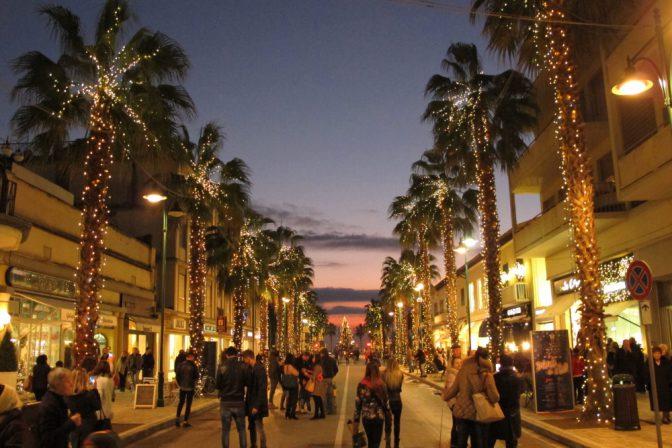 shopping festeggiare il capodanno a forte dei marmi