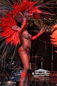 spettacolo brasiliano foto capodanno capannina di franceschi