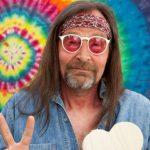 uomo hippie