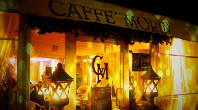 capodanno caffè morin, Capodanno Caffè Morin