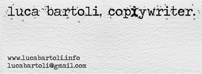 copy writer