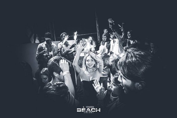 festa capodanno beach 2018