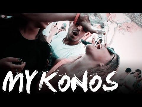 feste scatenate Tropicana Mykonos