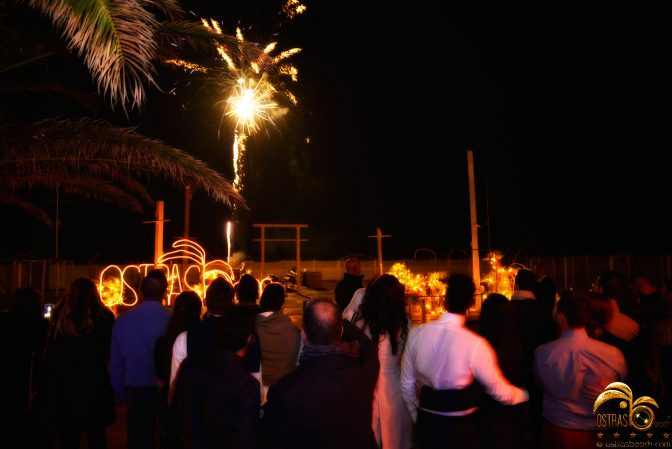 festeggiamenti 21 dicembre ostras beach