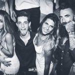ragazze in discoteca capodanno beach 2018