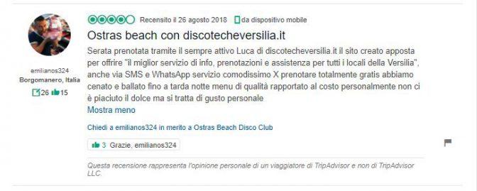 discoteche versilia, Discoteche Versilia