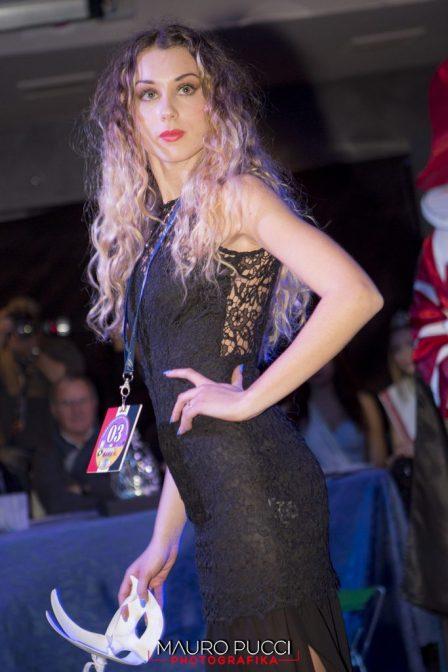 bionda miss carnevale