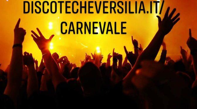 carnevale discoteche in versilia