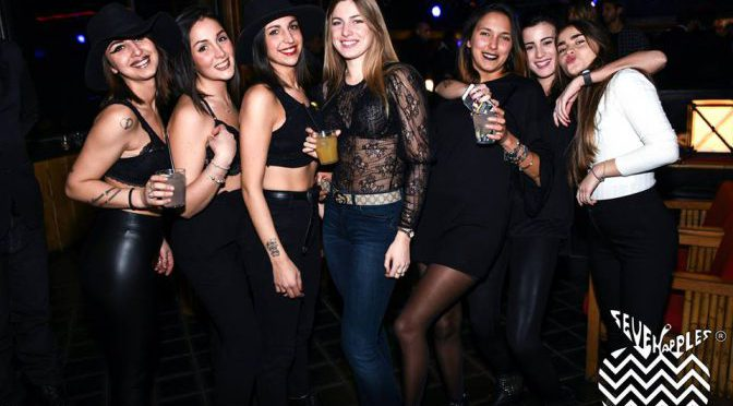 ragazze foto discoteca seven