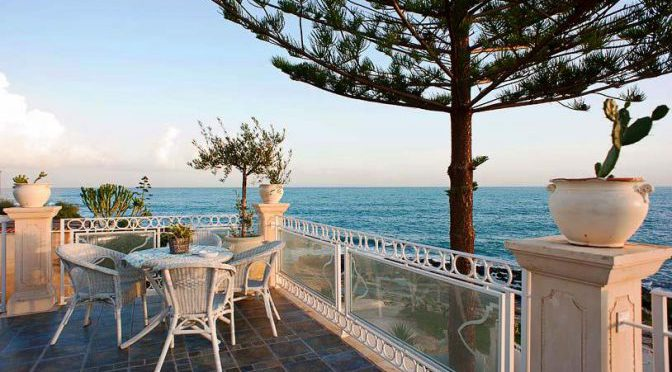 sea view villas in sicily