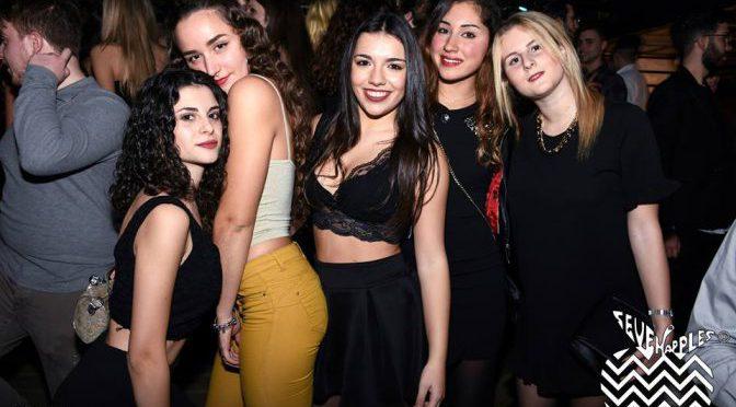 ragazze discoteca seven