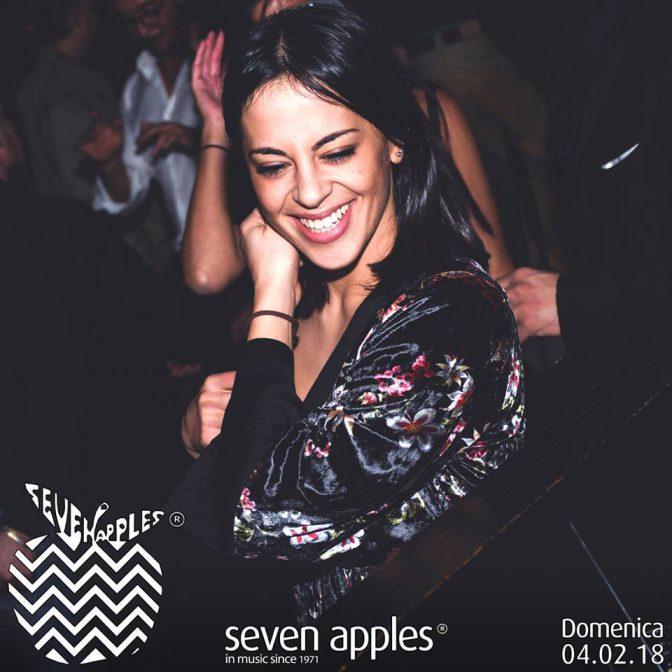 domenica foto seven apples