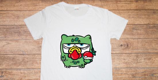 idee t-shirt online