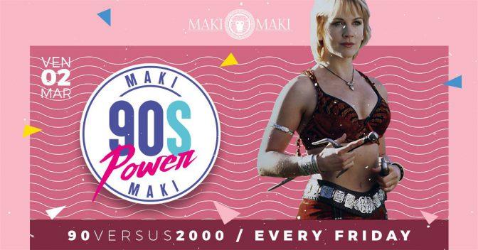 maki maki discoteca