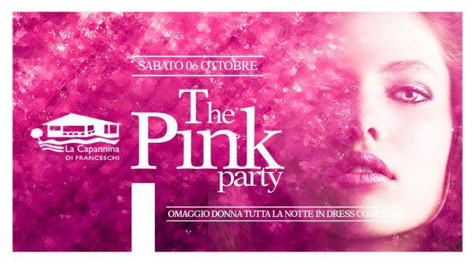 pink party capannina