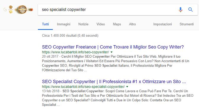 seo specialist copywriter