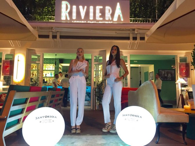 serata inaugurazione riviera