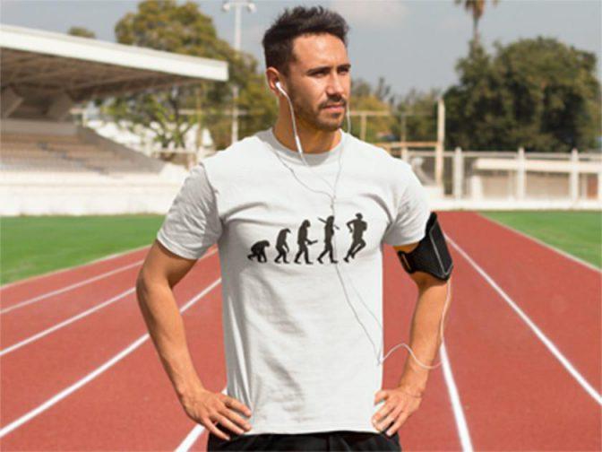 sport personalizza magliette