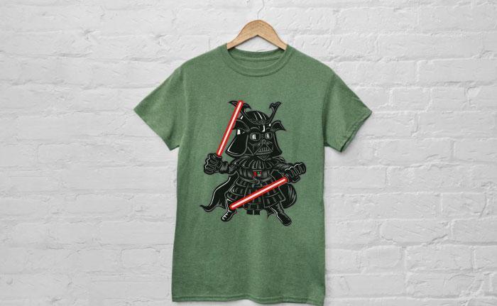 star wars personalizza magliette