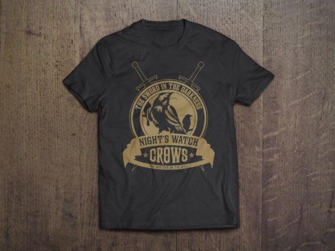 trono di spade personalizza magliette