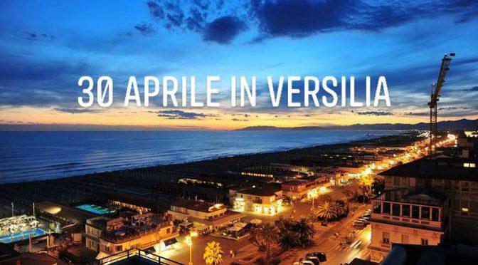 30 aprile in versilia