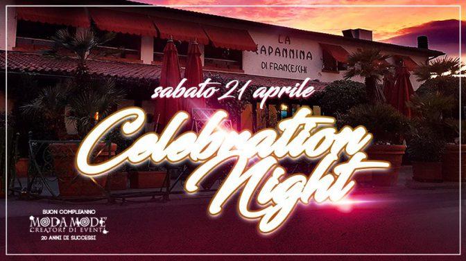 capannina celebration