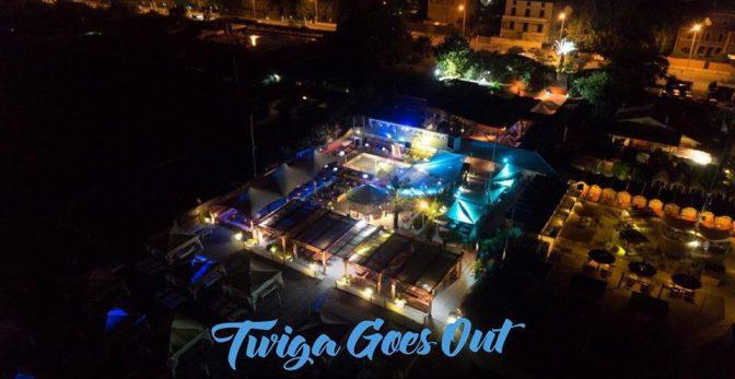 inaugurazione twiga beach club