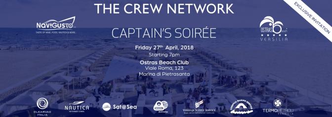 ostras captain's soiree