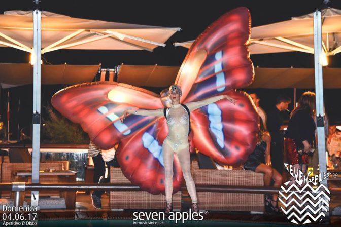 animazione domenica seven apples