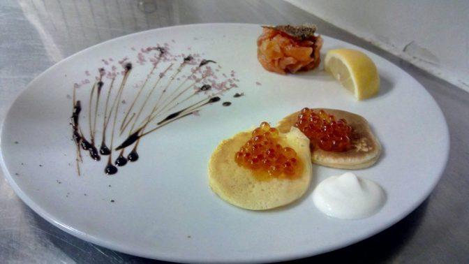 caviale ristorante lobster forte dei marmi
