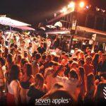 discoteca domenica seven apples