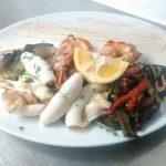 grigliata di pesce mista ristorante lobster versilia