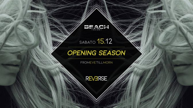 inaugurazione beach club