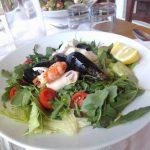 insalata di mare ristorante lobster forte dei marmi