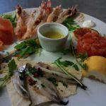 piatto ristorante lobster forte dei marmi