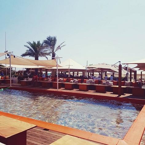 piscina twiga beach spiaggia