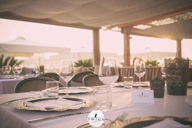 ristoranti sul mare twiga