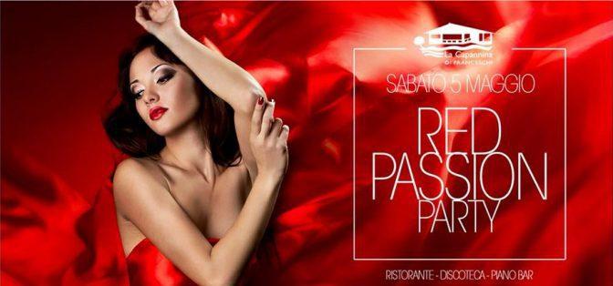 capannina red passion