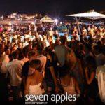 serate domenica seven apples