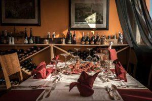 stile ristorante lobster